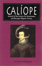 Caliope Vol 16 No 2 cover
